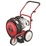 Troy-Bilt TB672 208cc Jet Sweep – Best Wheeled Leaf Blower