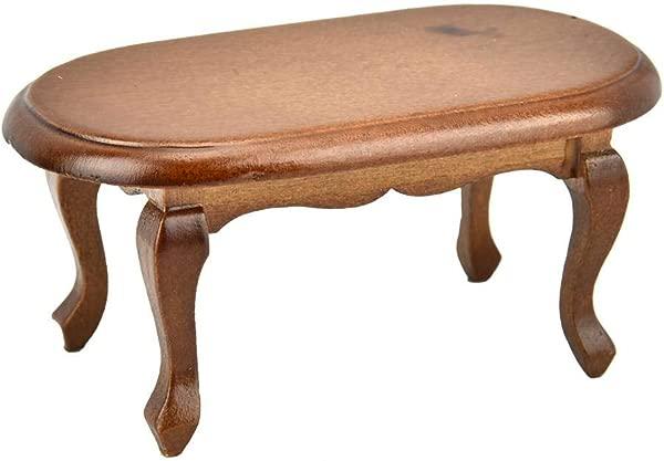 Jadpes Table Model 1 12 Pocket Mini Wooden Tea Desk Coffee Table Model Wonderful Living Room Accessories For Decoration