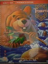 Treasures, A Reading/Language Arts Program, Grade 1, Unit 5 Teacher Edition (ELEMENTARY READING TREASURES)