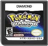 Pokemon, Heart Gold, Soul Silver, Platinum, Diamond, versión de perla, versión Game Card for NDS 3DS DSI DS (Diamond Edition)