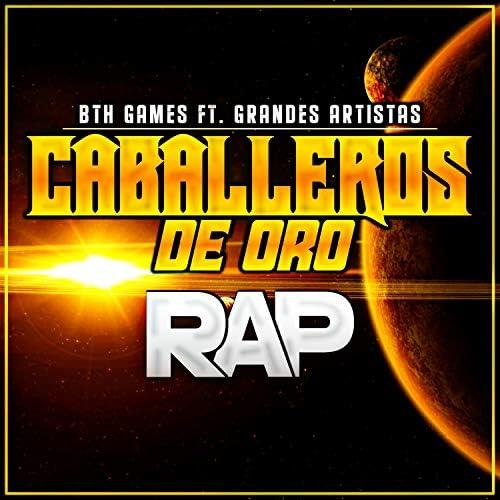 BTH GAMES feat. Ivangel Music, Ykato, Isu Rmx, Doblecero, Kinox, Jay F., Dariadubs & Darck Star