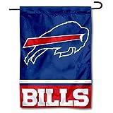 WinCraft Buffalo Bills Double Sided Garden Flag
