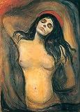 Spiffing Prints Edvard Munch - Madonna II - Extra Large -