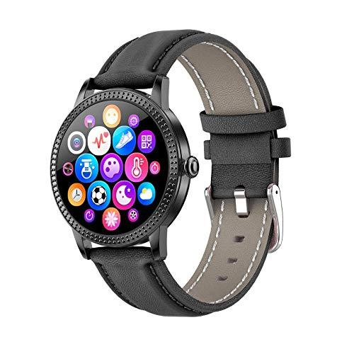 Fesjoy CF18P Smart Watch 1,08 pulgadas TFT pantalla IP67 impermeable pulsera deportiva pulsera pulsera de deporte frecuencia cardíaca monitor de sueño presión arterial para hombres mujeres fitness