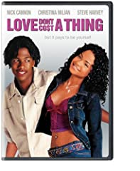 Love Don't Cost A Thing (Widescreen) - DVD Brand New