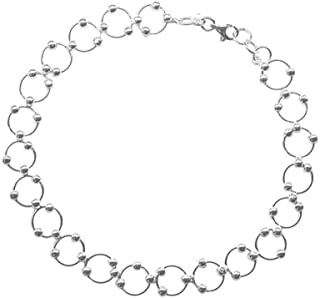 Best sterling silver infinity link bracelet Reviews