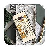 Coque de téléphone avec carte du monde pour Samsung Galaxy J2 J4 J5 J6 J7 J8 2016 2017 2018 Prime...
