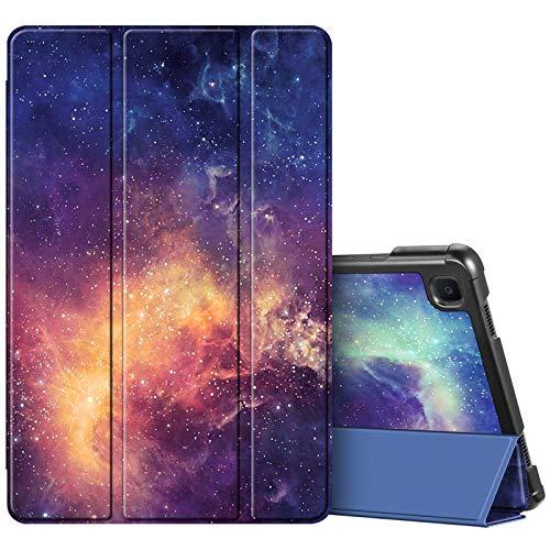 Fintie Hülle für Samsung Galaxy Tab A7 10,4 2020 - Ultra Schlank Kunstleder Schutzhülle Cover mit Auto Schlaf/Wach Funktion für Samsung Galaxy Tab A7 10.4 SM-T500/505/507 Tablet, Die Galaxie