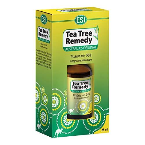 Tea Tree Remedy Oil - Integratore a base di Tea tree oil, 25 ml