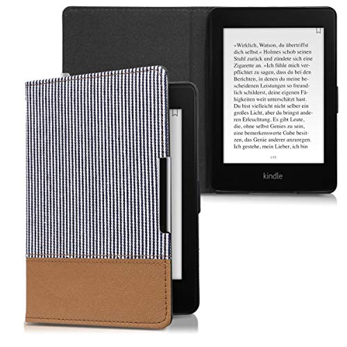 kwmobile Hülle kompatibel mit Amazon Kindle Paperwhite - Canvas eReader Schutzhülle Cover Case (für Modelle bis 2017)