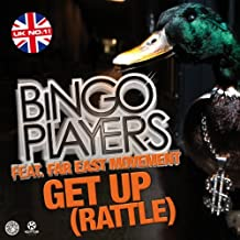 Get Up by BINGO PLAYERS FEAT FAR EA (2013-07-28)