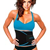 Best Waist Trimmers - UltraComfy Waist Trimmer Trainer Belt, Sweat Enhancer, Fat Review