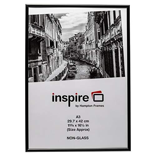 61 cm x 91.5 cm GB Eye Limited Fmmxa1Bk Noir Maxi Poster Frame