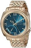 Vince Camuto VC/1002sbrg el dial de Veterano multifunción Rose Gold-Tone del hombres pulsera reloj
