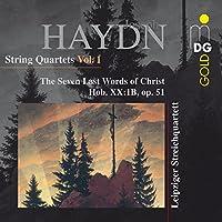 String Quartet 1: Seven Last Words of Christ