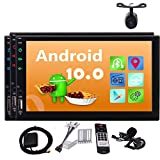 EINCAR Android 10.0 Car Stereo with GPS Navigation...