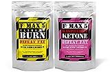 FMax5 Fat Burner Plus Raspberry Ketones Combo Capsules, 60-Count