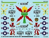 A-268 デカール 1/144 米海軍 E-2C VAW-115 リバティベルズ 「キティ ホーク」