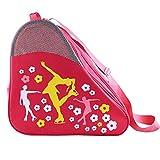 Cimoto EIS &in der Reihe Skate Tasche - Premium Tasche zum Tragen Von Schlittschuhen, Roll Schuhen, Inline Skates für Kinder