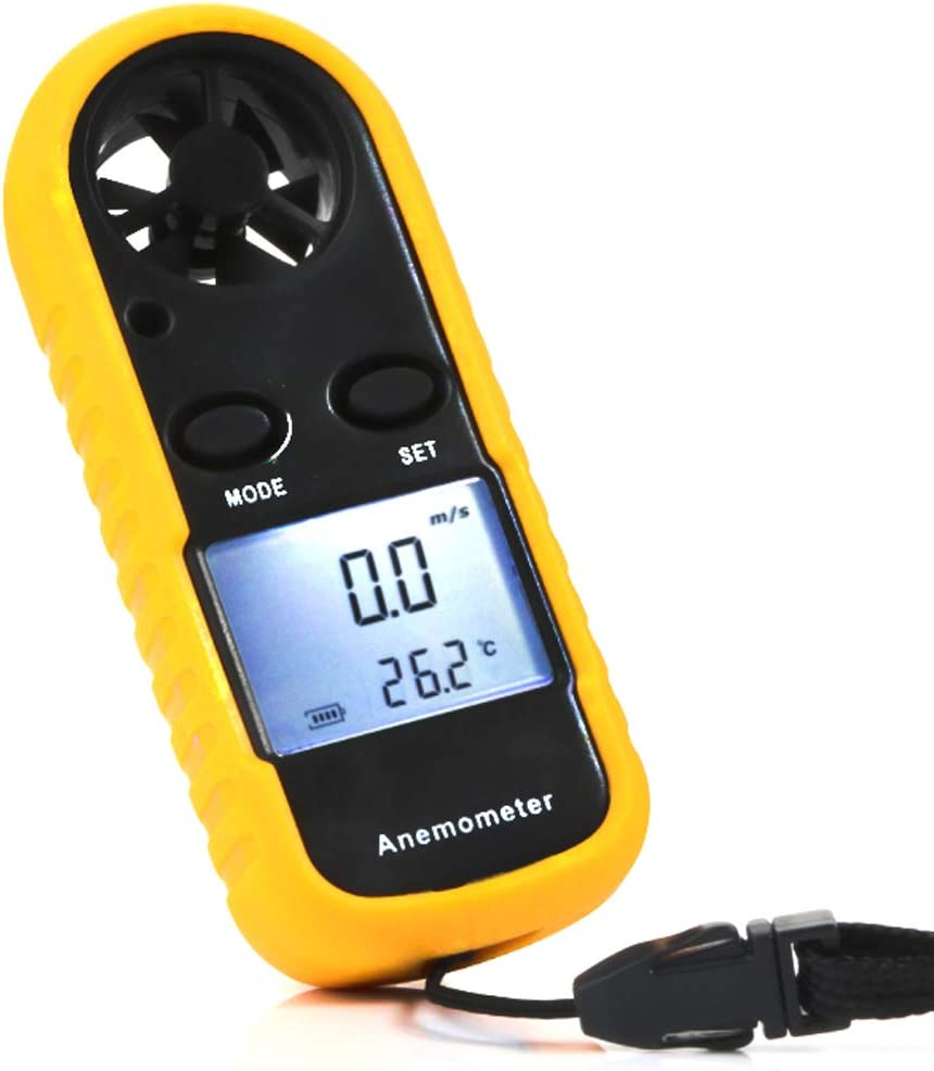 Digital Anemometer Wind Selling and selling LCD Same day shipping Speed