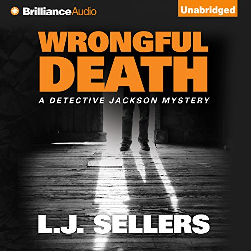 Wrongful Death audiobook cover art