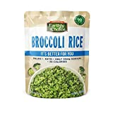 Nature's Earthly Choice Paleo, Keto Broccoli Rice, 8.5oz Pack of 6