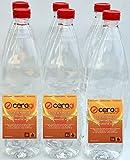 CERAGI Aceite de parafina Pack 6 Botellas