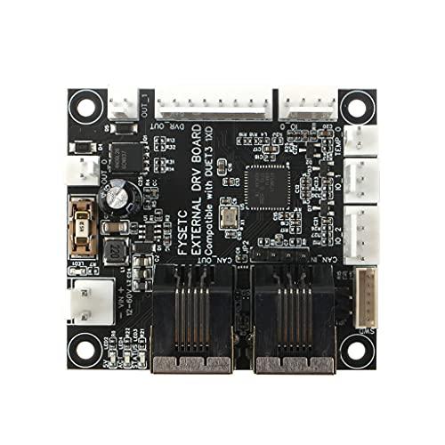 Duet 3 Mainboard Clone Duet 3 Expansión 1XD A CAN-FD Conectado Control Board 3HC 3D Impresora MGN Cube 1xd