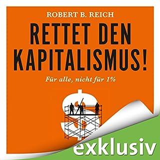 Rettet den Kapitalismus! Für alle, nicht für 1% Titelbild