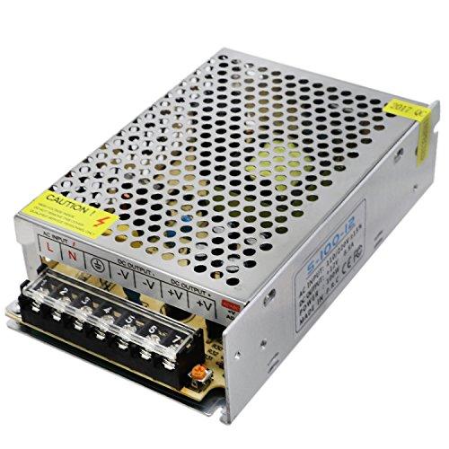 Xingyue Aile buitenverlichting & speelparaties mini universeel regelbaar schakelvermogen, voeding elektronische transformator uitgang DC 12 V 8,5 A 100 Watt ingang AC 110 V / 220 V (1 stuks)