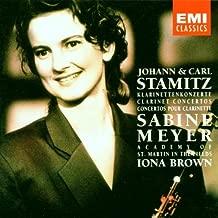 Johann & Carl Stamitz: Clarinet Concertos