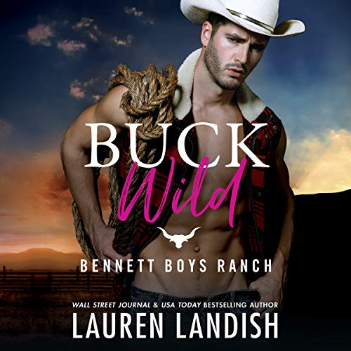 Buck Wild audiobook cover art