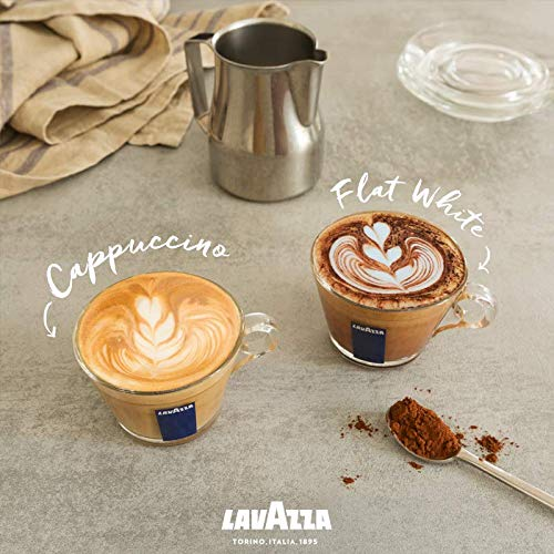 Lavazza Qualita Rossa, Arabica and Robusta Medium Roast Coffee Beans, Pack of 1kg