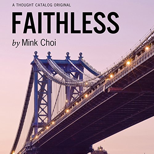 Faithless audiobook cover art