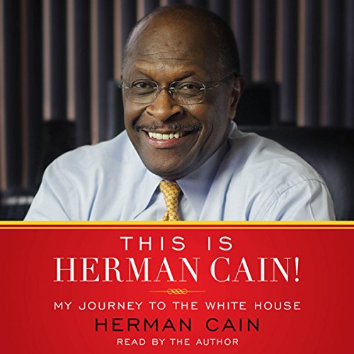This Is Herman Cain! audiobook cover art