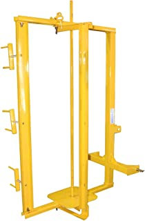 Titan Distributors Inc. Category 1 3 Point Fence Stretcher and Unroller for Heavy Wire Fencing Spools