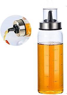 家庭用キッチン用品オイルポット醤油ポットガラスポット調味料ボトルオイルボトル酢ボトルオリーブオイルボトル300ml