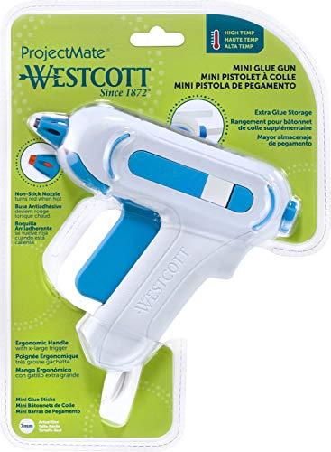 Westcott Mini High Temperature Hot Glue Gun (16758)