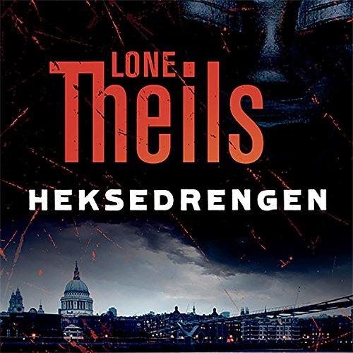 Heksedrengen audiobook cover art