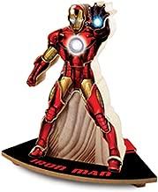 Build and Grow Iron Man Wood Toy Hero Figure DIY Building Kit