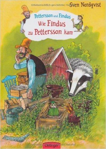 Wie Findus zu Pettersson kam von Sven Nordqvist (Autor, Illustrator) ( Februar 2002 )