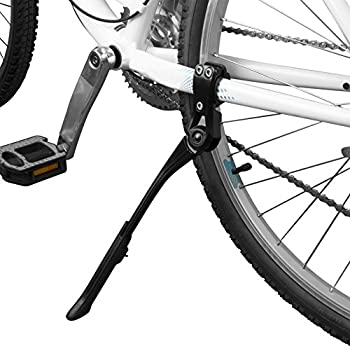 BV Alloy Adjustable Height Rear Side Bicycle Kick Stand