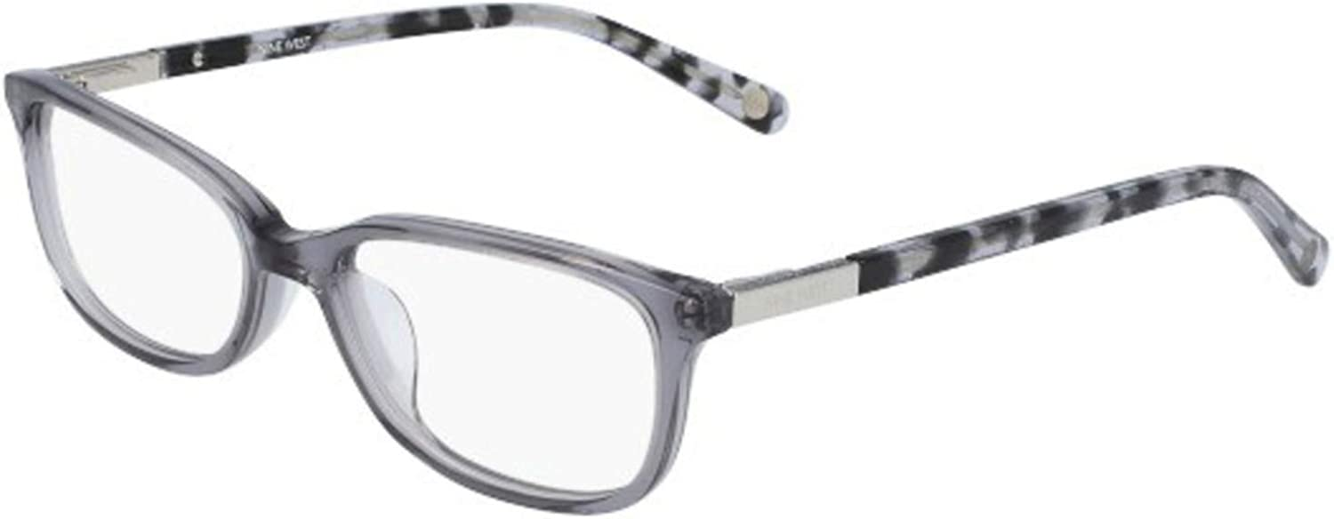 Eyeglasses NINE WEST NW All items free shipping 5173 Grey Max 50% OFF 014 Crystal