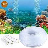 Hualieli Oxygen Soft Pump Schlauch Luftblase Stein Aquarium Teichpumpe Rohr