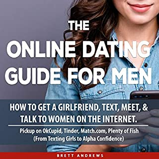 The Online Dating Guide for Men audiobook cover art