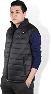 Men's Heated Vest Light Weight Insulated Heating Vest (Type:NMJ1803)