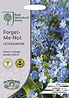 【輸入種子】 Mr.Fothergill's Seeds Royal Horticultural Society Forget Me Not URTRAMARINE フォーゲット・ミー・ノット(わすれな草) ウルトラマリン ミスター・フォザーギルズシード
