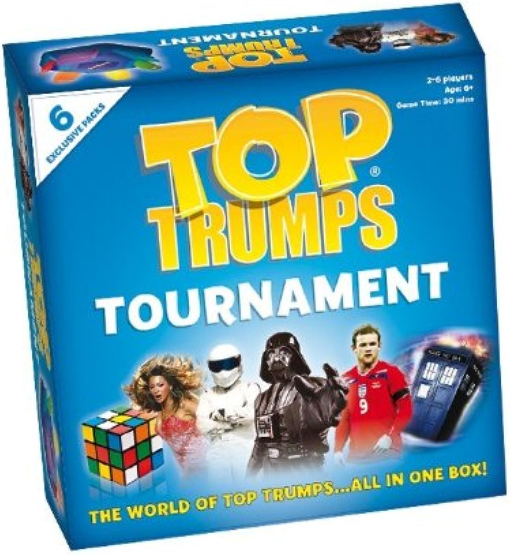 Top Trumps Tournament Game B002LARJ9W Großer Räumungsverkauf | Meistverkaufte weltweit