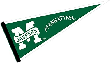 College Flags and Banners Co. Manhattan Jaspers Pennant