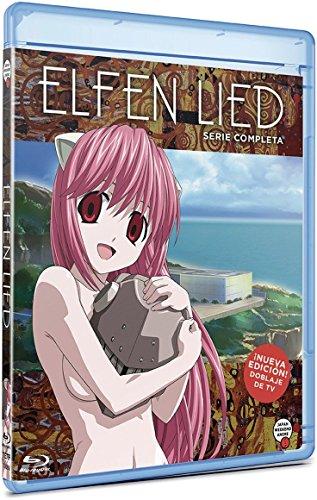 Elfen Lied (Serie Completa) [Blu-ray]...